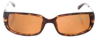 Gucci Tortoiseshell Bamboo Sunglasses