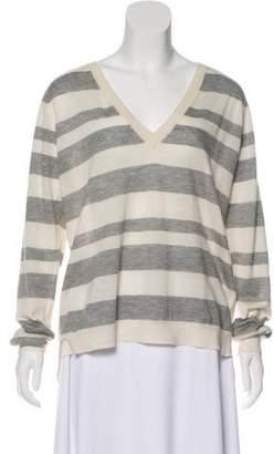Mason Long Sleeve Cashmere Sweater