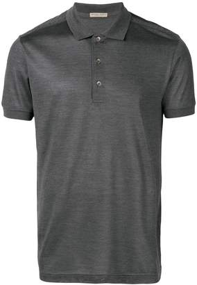 Bottega Veneta short-sleeve fitted polo top