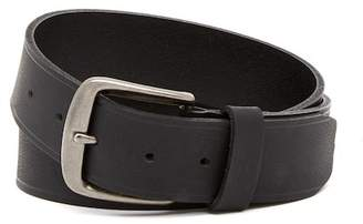 Bosca Lined Leather Belt