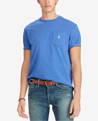 Polo Ralph Lauren Men Classic-Fit Pocket T-Shirt