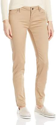 Celebrity Pink Jeans Women's Colored Long Inseam Skinny Jeans