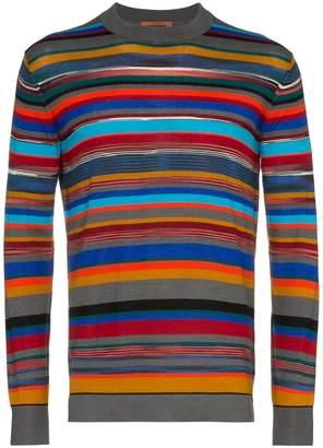 Missoni striped cashmere jumper