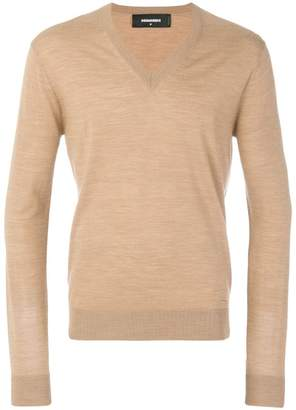 DSQUARED2 v-neck sweater