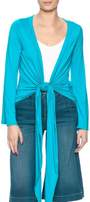 Clea Ray Perfect Wrap Top