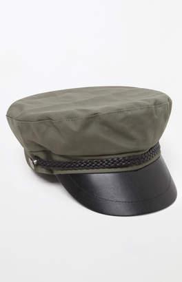 La Hearts Twill Baker Boy Hat