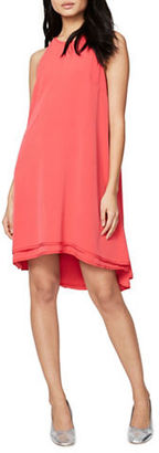 Rachel Rachel Roy Sleeveless Double-Layer Trapeze Dress $109 thestylecure.com