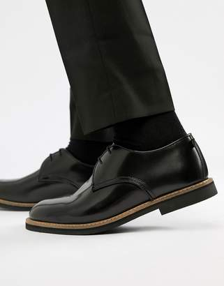 Farah Saint Hi Shine Derby Shoes