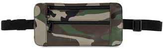 Supreme camouflage print waist and shoulder pouch