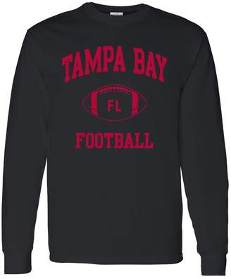 aa9c748fd UGP Campus Apparel Dallas Classic Football Arch American Football Team Long  Sleeve T Shirt - Sport