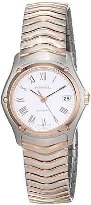 Ebel Men's 9137240/5565P 1911 Automatic Chronograph Dark Bronze Watch