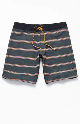 "Billabong Sundays Striped 19"" Boardshorts"