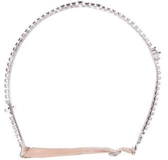 Louis Vuitton Louis Vuitton Strass Crystal Headband