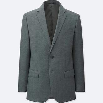 Uniqlo Men's Stretch Wool Slim-fit Jacket