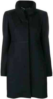 Liu Jo concealed front coat