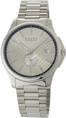 Gucci 40mm G-Timeless Bracelet Watch