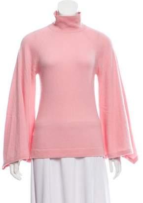 Pringle Cashmere Mock Neck Sweater