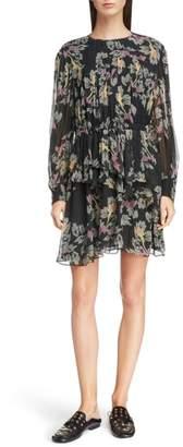 Etoile Isabel Marant Java Floral Print Dress