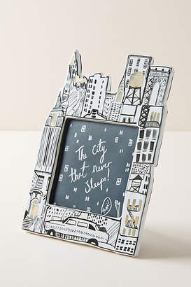 Anthropologie Cityscape Frame