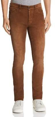 John Varvatos Wight Skinny Fit Corduroy Pants