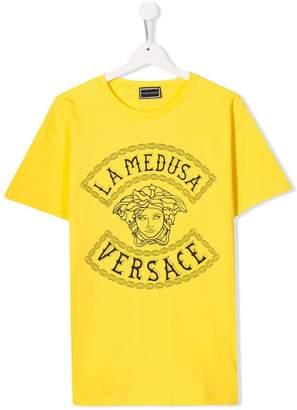 Versace TEEN Medusa T-shirt