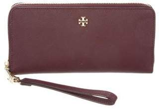 Tory Burch Robinson Leather Wallet