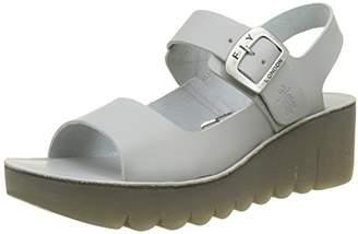 Fly London Women's Yail907Fly Open Toe Sandals,40 EU