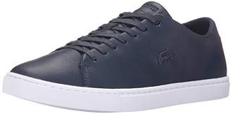 Lacoste Women's Showcourt Lace 116 1 Fashion Sneaker $76.95 thestylecure.com