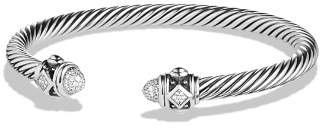 David Yurman Renaissance Bracelet with Diamonds