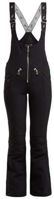 Toni Sailer - Lilo High Rise Suspender Trousers - Womens - Black