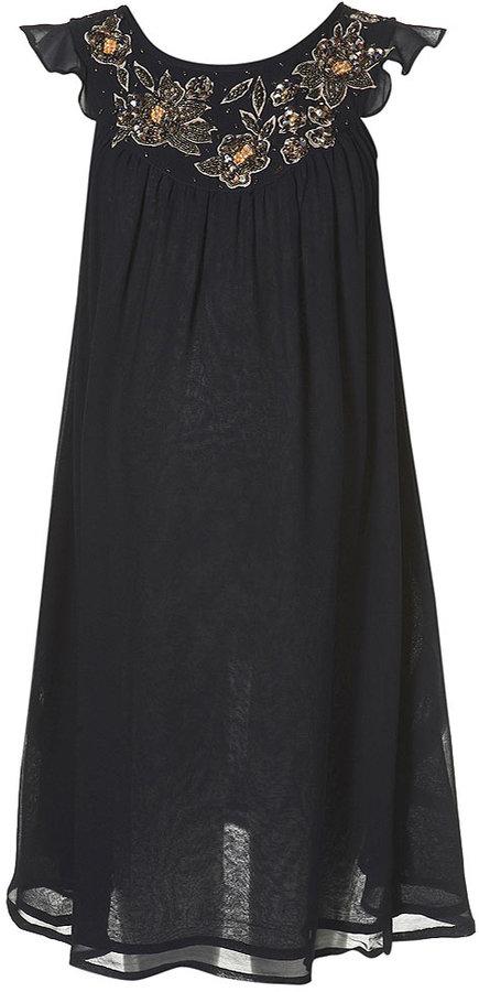 Maternity Embellished  Dress