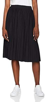 Le Mont Saint Michel Women's 1203W Skirt, Black, Medium