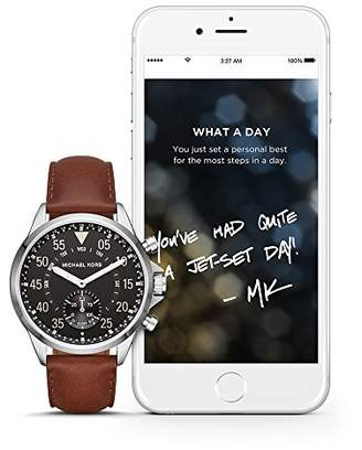 Michael Kors Hybrid Brown Gage Smartwatch MKT4001
