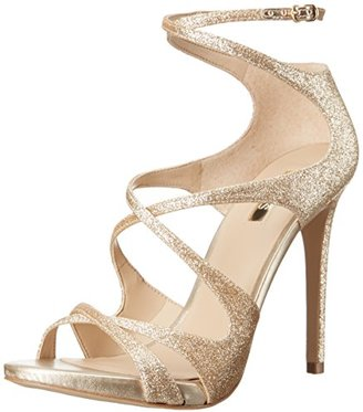 Guess Women's Ablane Platform Dress Sandal $34.25 thestylecure.com