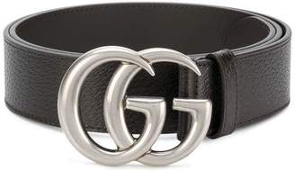 ea9ed2646ea Double Buckle Belt Leather - ShopStyle UK