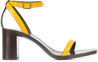 Saint Laurent skinny strap sandals