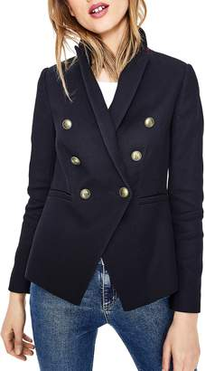 Boden Double Breasted Blazer