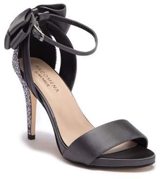 Menbur Clarin Bow Ankle Strap Sandal