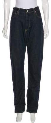 Ralph Lauren High-Rise Cropped Jeans