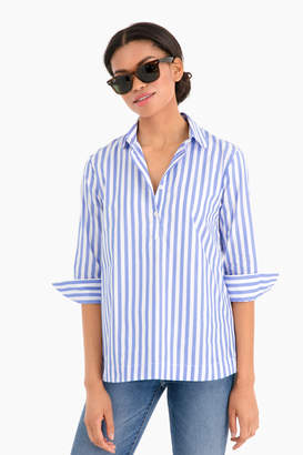 The Shirt by Rochelle Behrens Popover Shirt