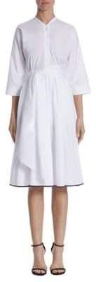 Peserico Dolman-Sleeve Dress