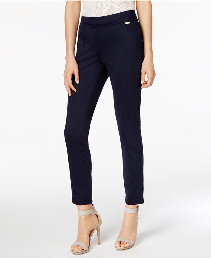 Calvin KleinCalvin Klein Pull-On Skinny Pants