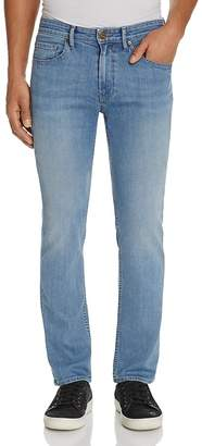 Paige Federal Slim Fit Jeans in Roller