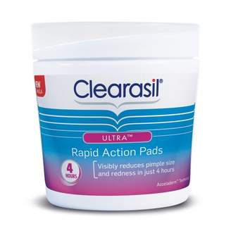 Clearasil Ultra Rapid Action Pads 65 wipes