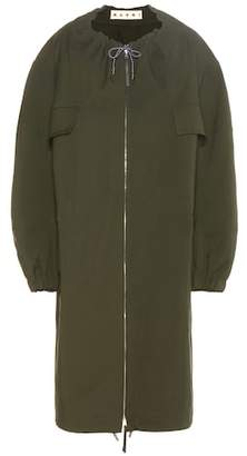 Marni Technical twill coat