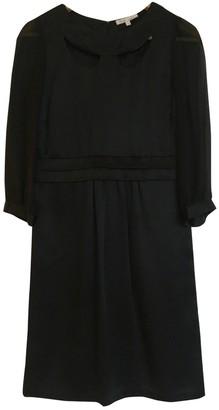 Les Petites Black Silk Dress for Women