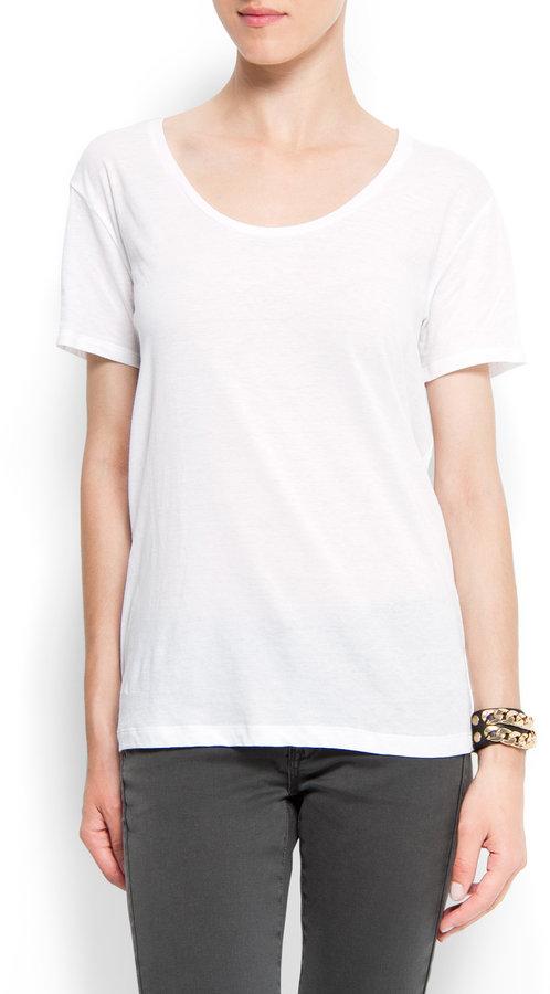 Cotton essential t-shirt