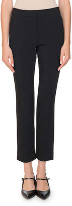 Erdem Sidney Slim Cropped Pants