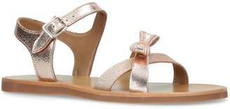 Pom D'Api Plagette Bow Sandals