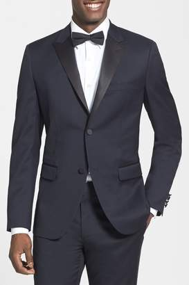 Theory 'Wellar PE Hamburg' Tuxedo Jacket